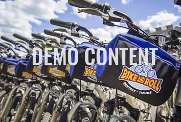 Bike and Roll Chicago / Demo Content