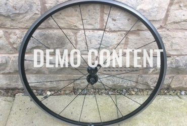 Shimano WH-RS61 Cycle Front Wheel 700cc / Demo Content