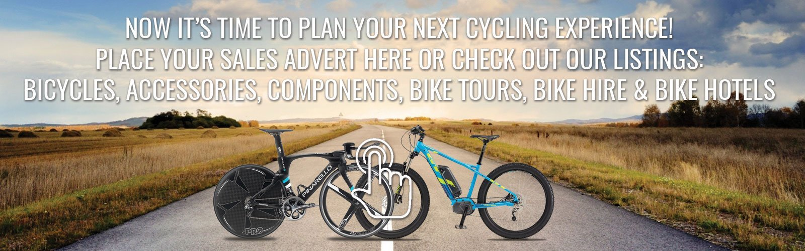 BikeChange call to action
