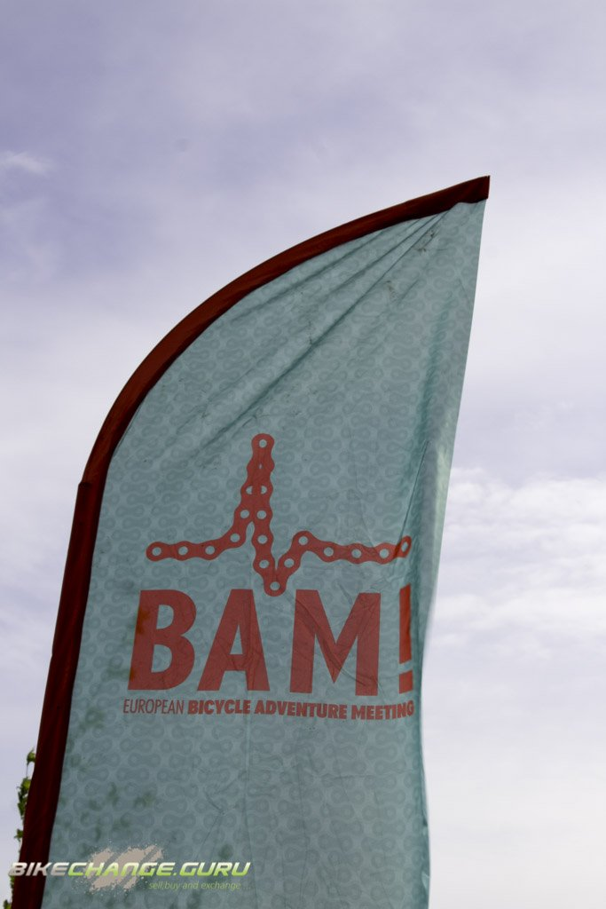 BAM! is back! The European meeting of bicycle travelers.