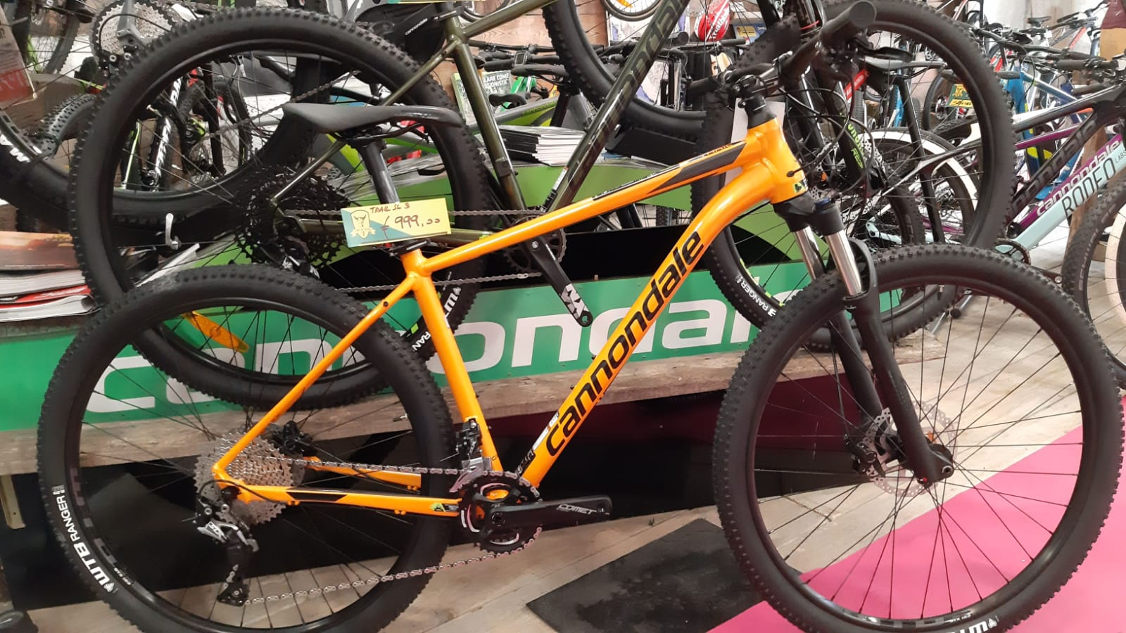 CANNONDALE TRAIL SL3