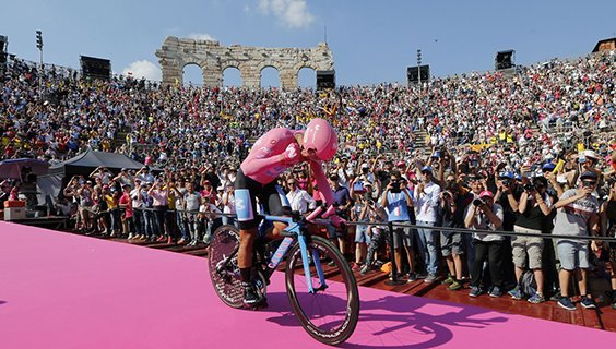 CAMPAGNOLO NEWS JUNE 2019 – Carapaz with Movistar Team wins the Giro d'Italia
