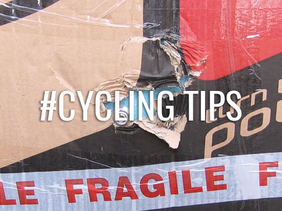 Professional Advice on how to package your bicycle safely