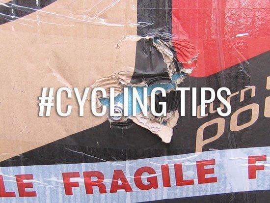 Consigli professionali su come imballare la bicicletta in modo sicuro