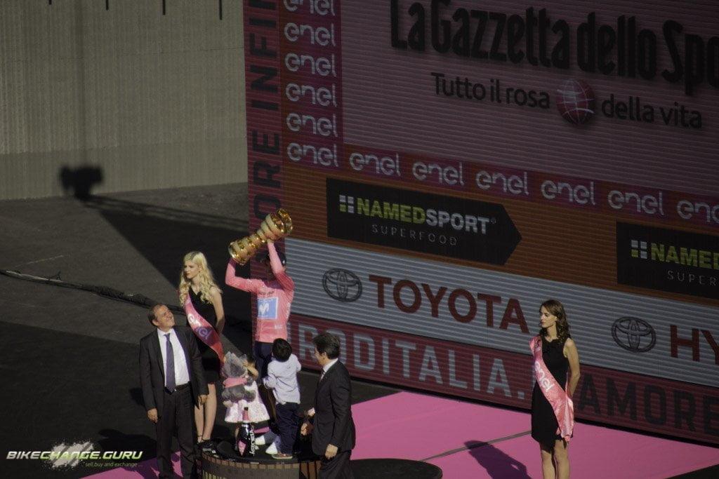 Giro d'Italia 2019 – L'arrivo a Verona – Fase finale