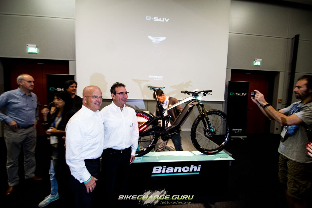 DESIGN, INTEGRATION, FUNCTION: BIANCHI LAUNCHES E-SUV