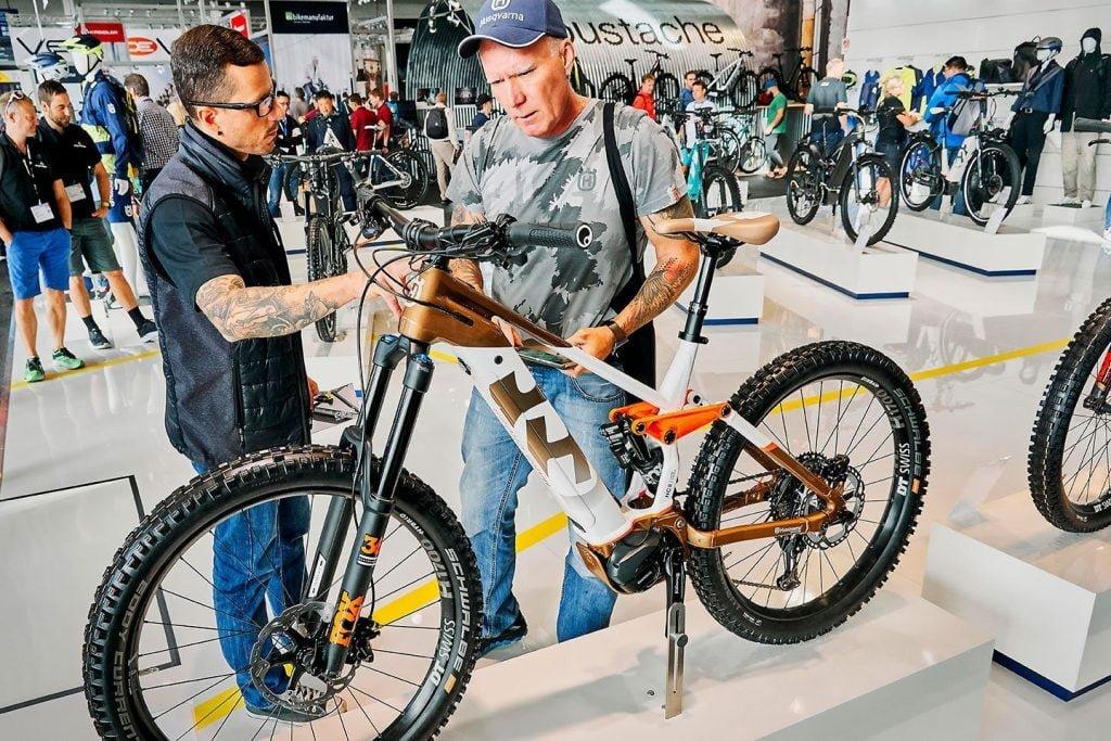 Eurobike 2019 confirms – bike riding captures the zeitgeist