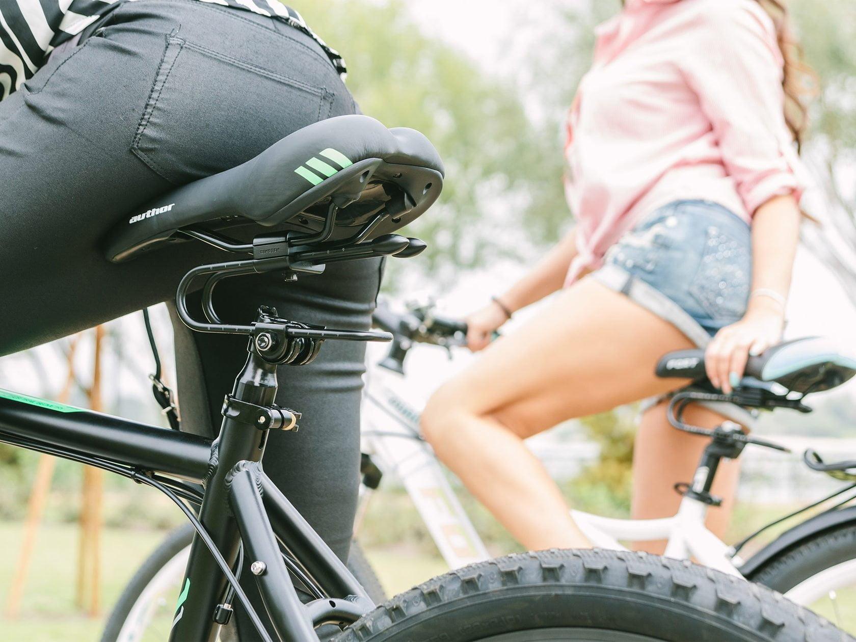 Rinsten Spring – Universal Underseat Bicycle Shock Absorber