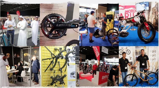2020 DUBAI INTERNATIONAL BICYCLE EXHIBITION