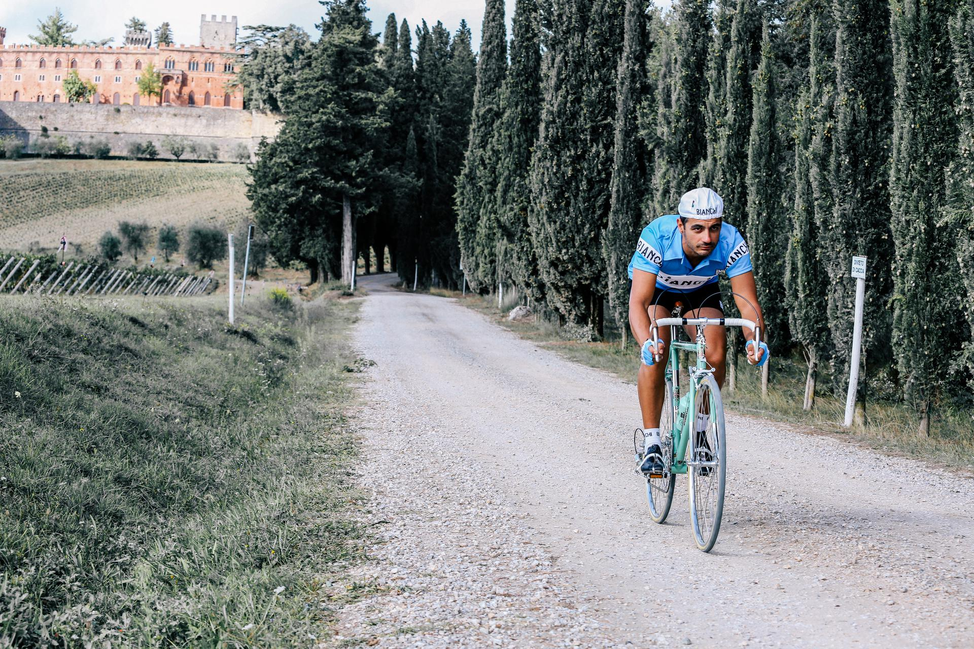 BIANCHI AT L'EROICA IS MORE THAN VINTAGE