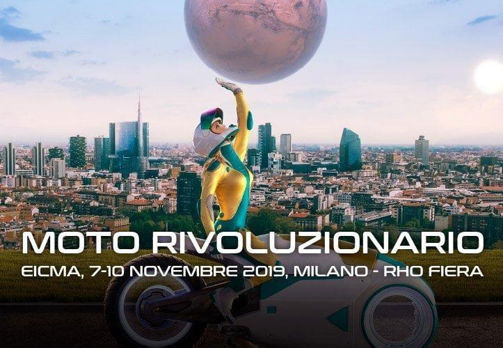moto rivoluzionario eicma 7-10 novembre