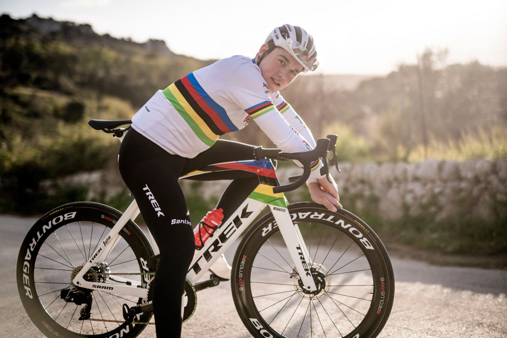 PIRELLI PARTNERS WITH WORLD TOUR CYCLING TEAM TREK-SEGAFREDO