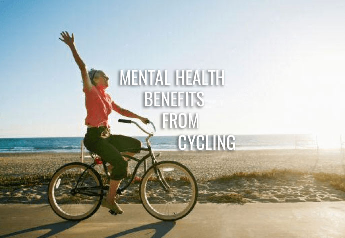 CYCLING – THE EXERCISE FOR POSITIVE MENTAL HEALTH