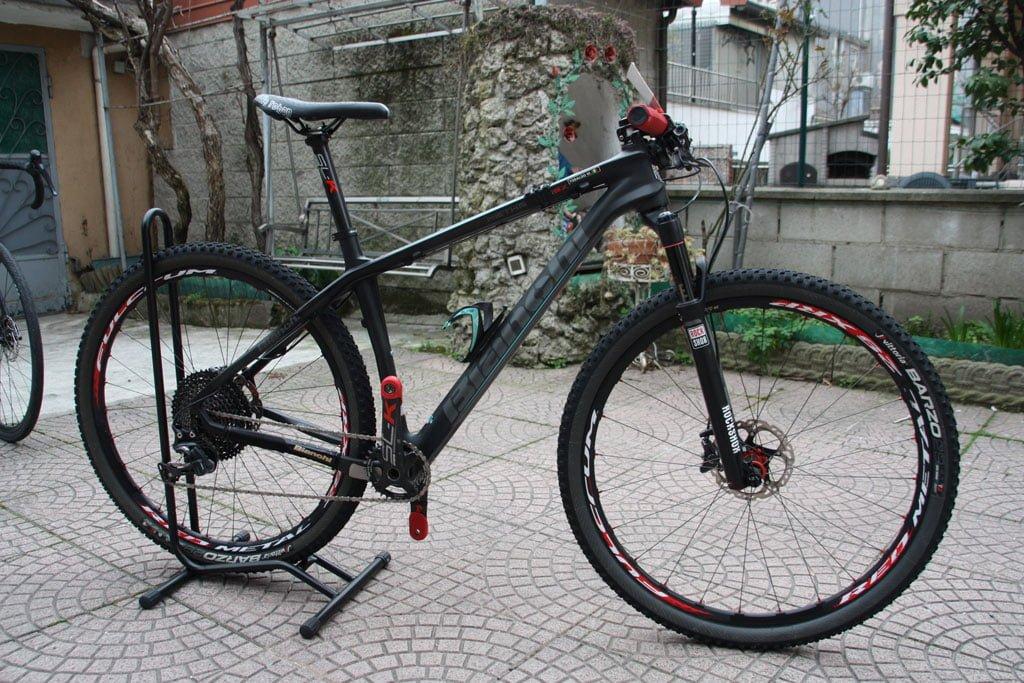 MTB Bianchi METANOL