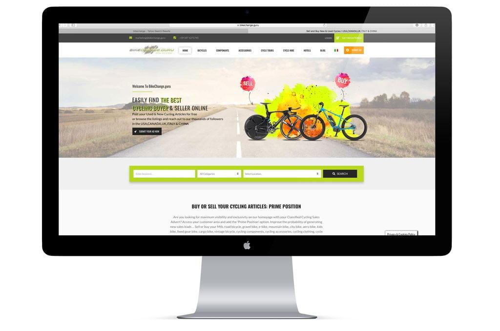 BikeChange Global Marketplace