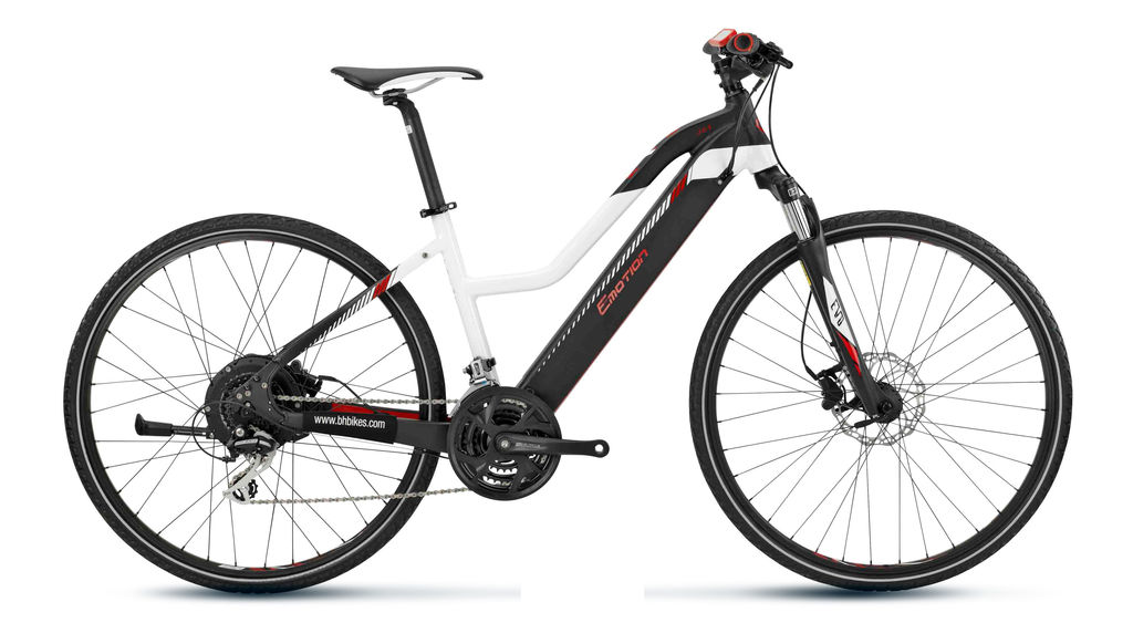 BH EMotion Jet Hybrid Electric Bike