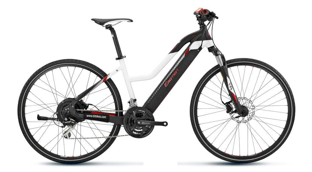 BH EMotion Jet Hybrid Electric Bike