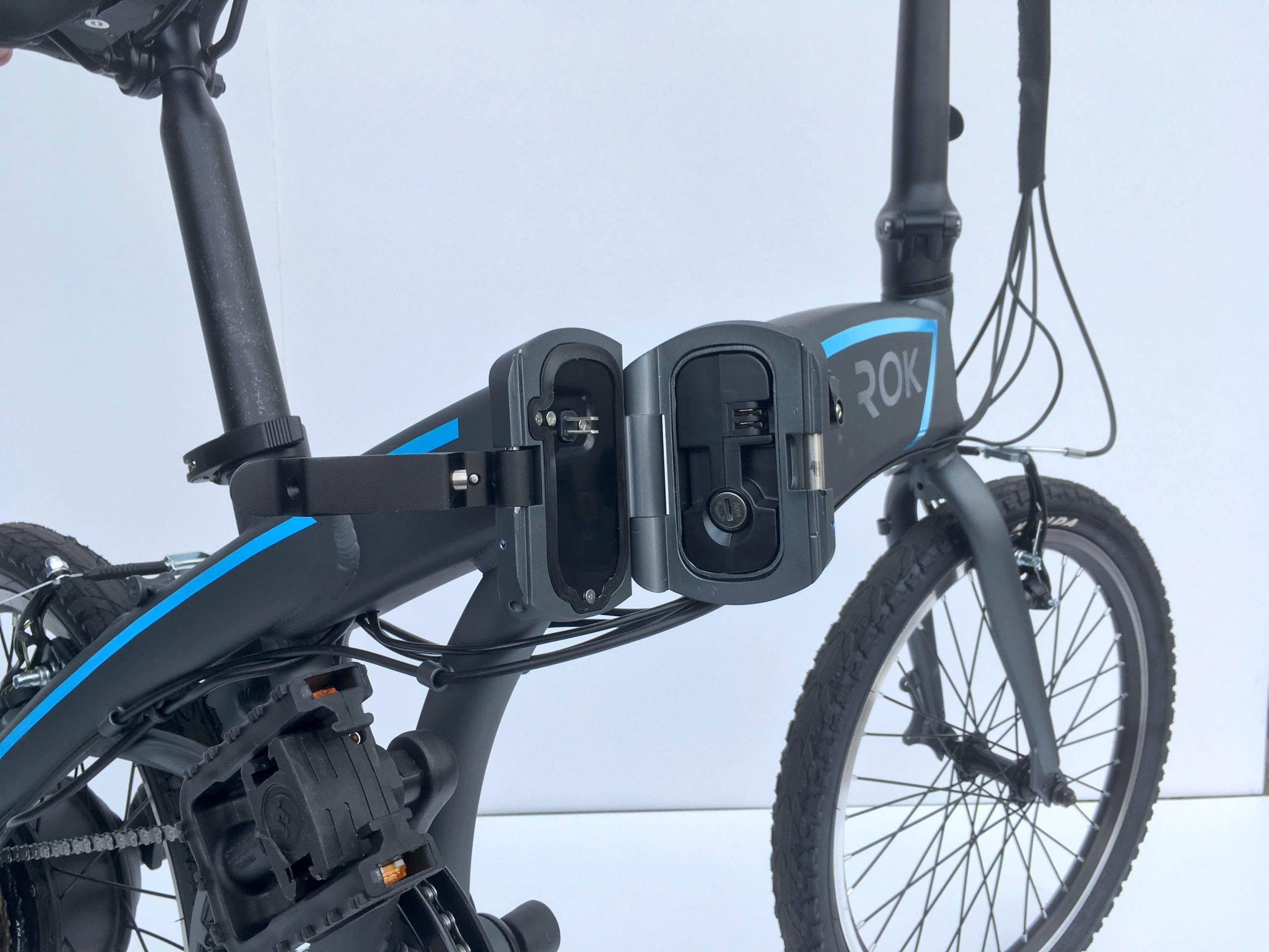 ROK Electric Folding Bike