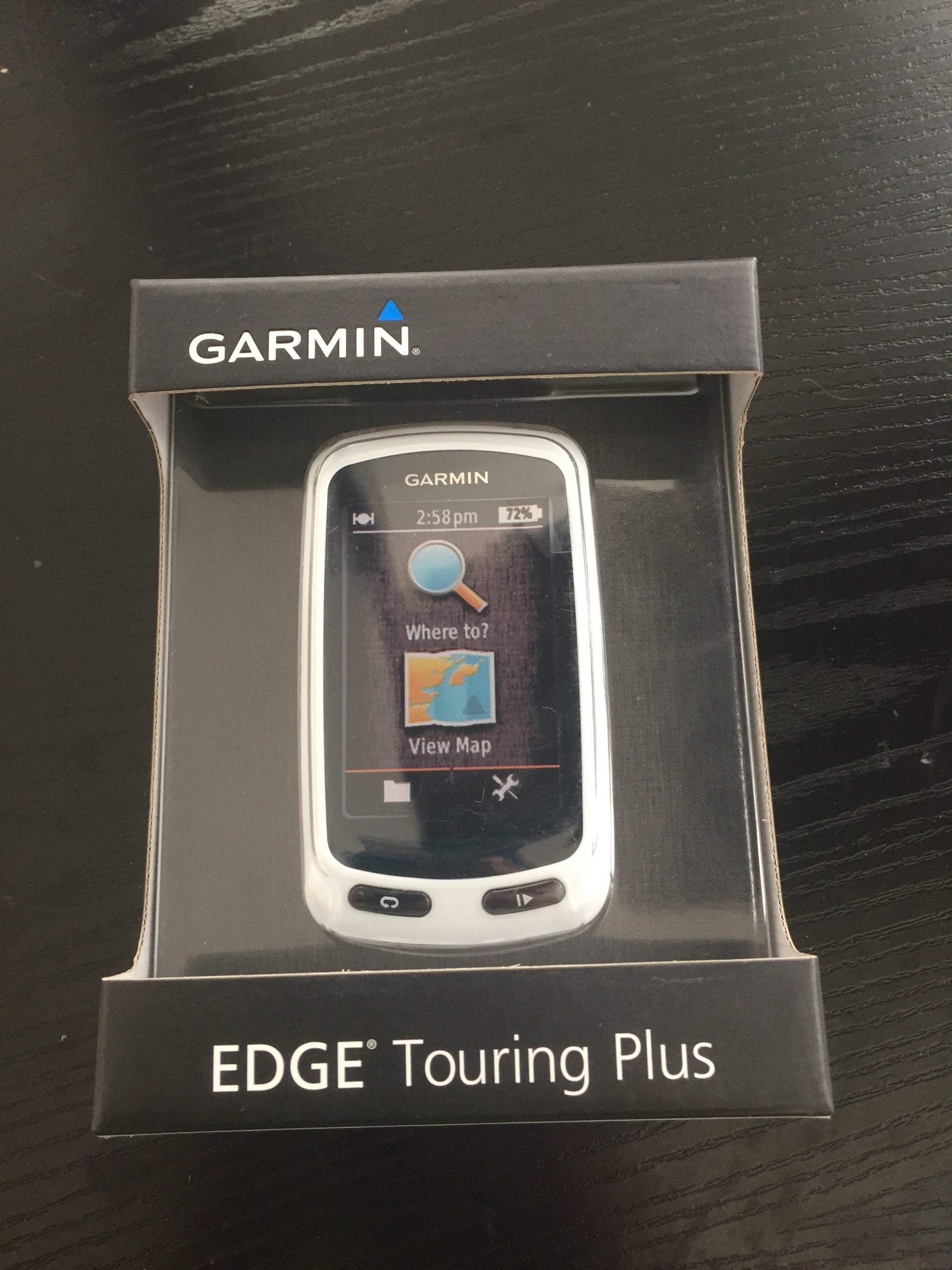 Garmin Touring Plus