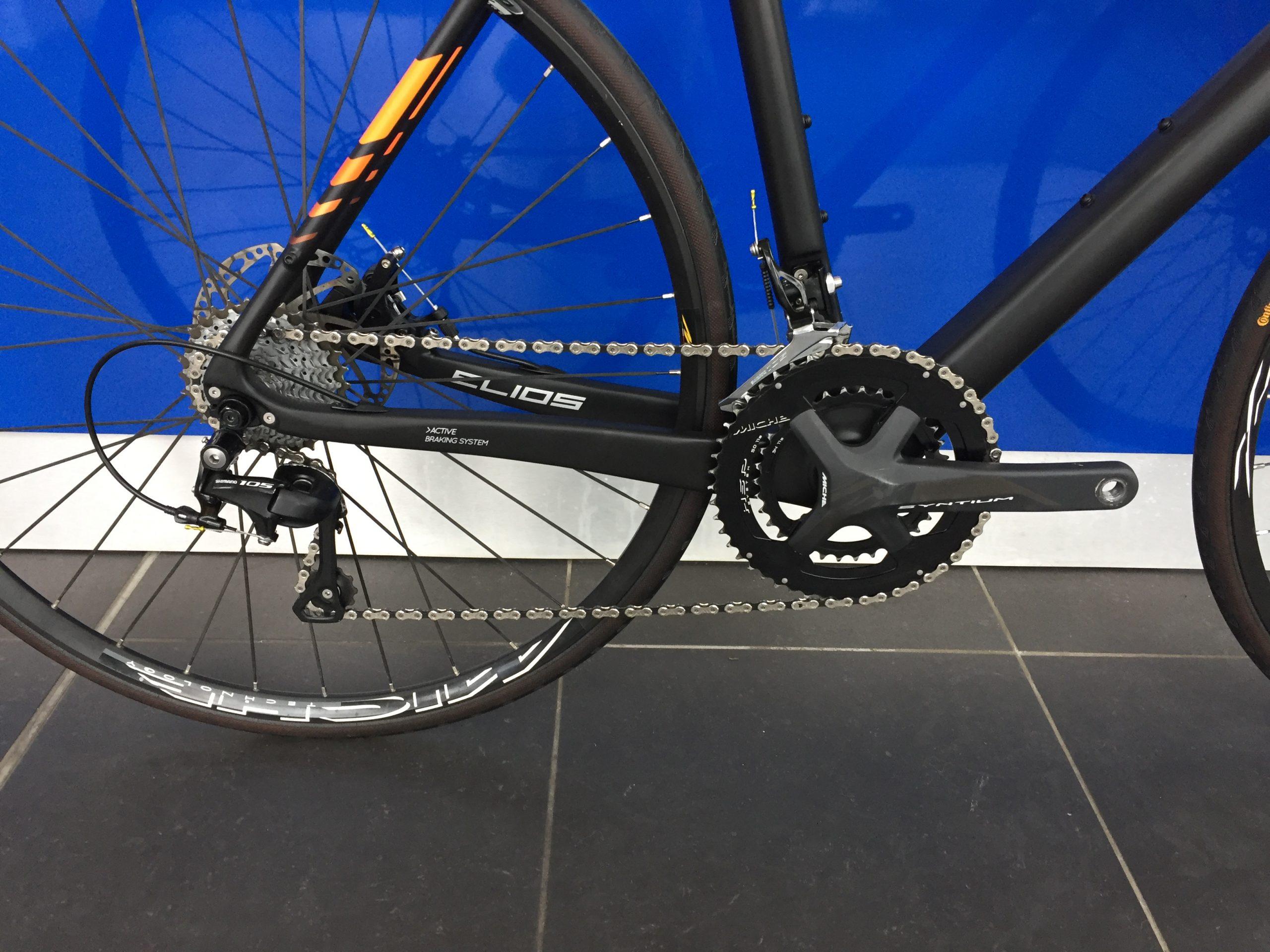 Elios Redneck Carbon Gravel Bike