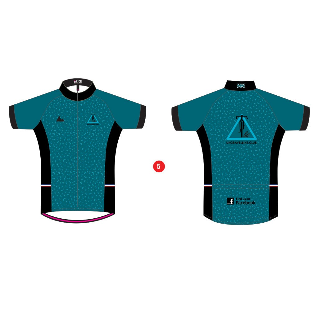 UKGravelBike.Club 2020 Summer Cycling Tops