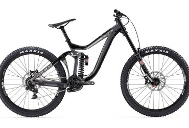 Giant Glory 1 Full Suspension Mountain Bike 2018 Black