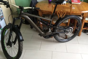 Specialized Kenevo Comp size S32