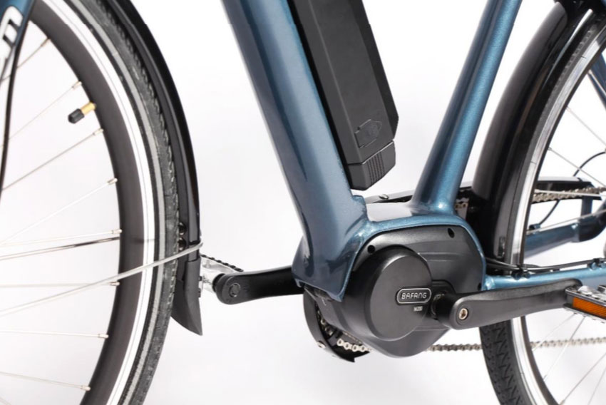 Bafang M200 drive system