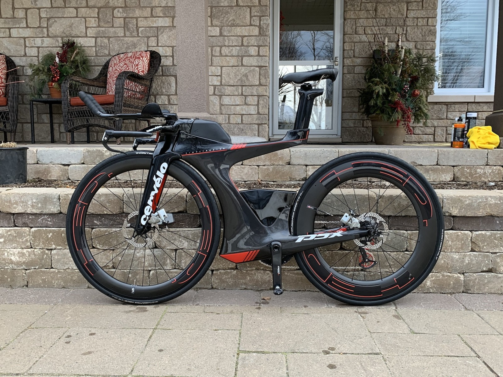 For Sale Cervelo P5X eTap € 5000