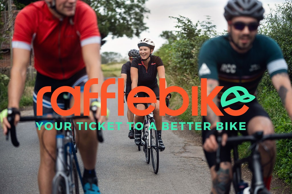 RAFFLEBIKE LAUNCH OFFERS A BRAND-NEW TICKET INTO CYCLING