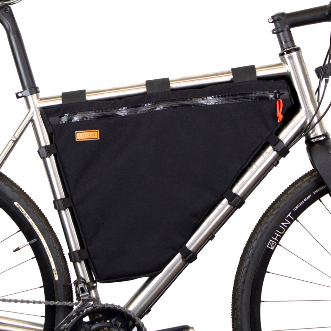 RESTRAP: BESPOKE CUSTOM FRAME BAG SERVICE LAUNCH