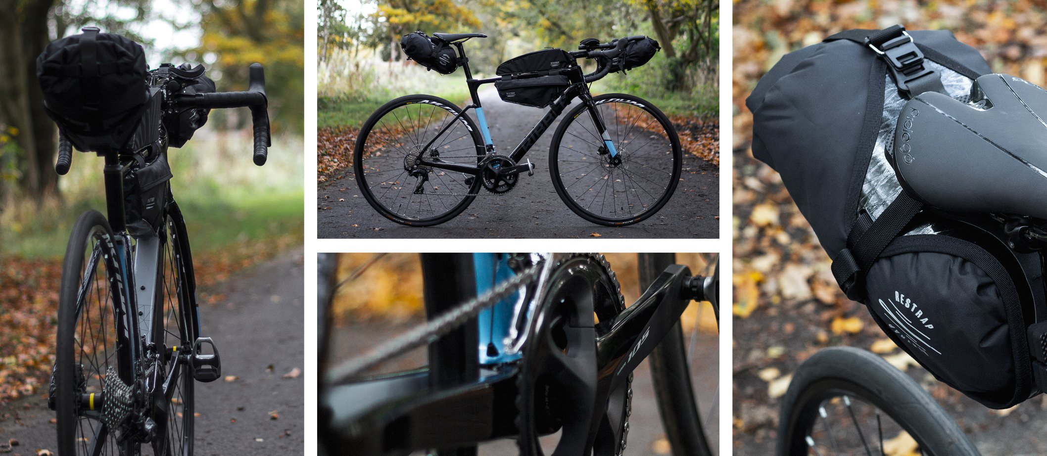 RIBBLE & RESTRAP ULTIMATE BIKEPACKING BUILD COMPETITION