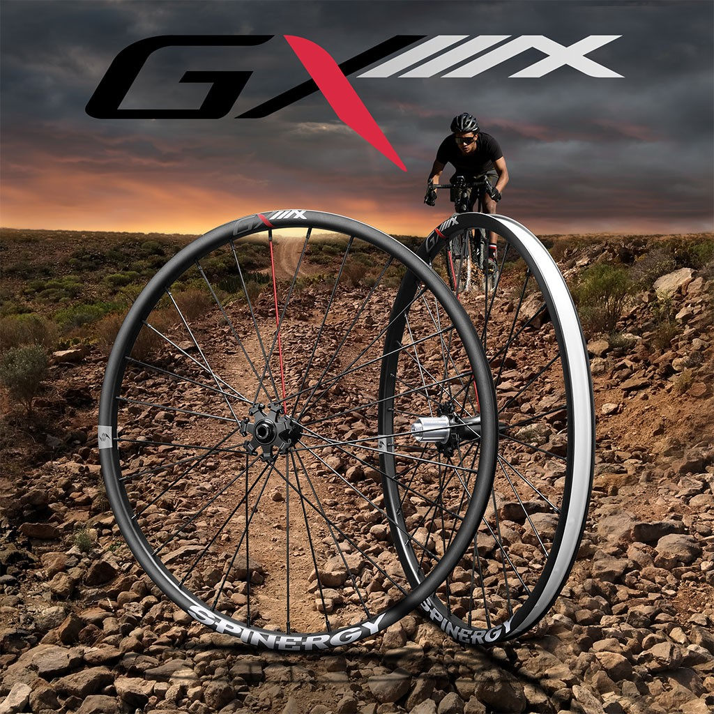 SPINERGY LAUNCHES GX MAX – STRONGER GRAVEL WHEELS FOR EXTREME GRAVEL RIDING
