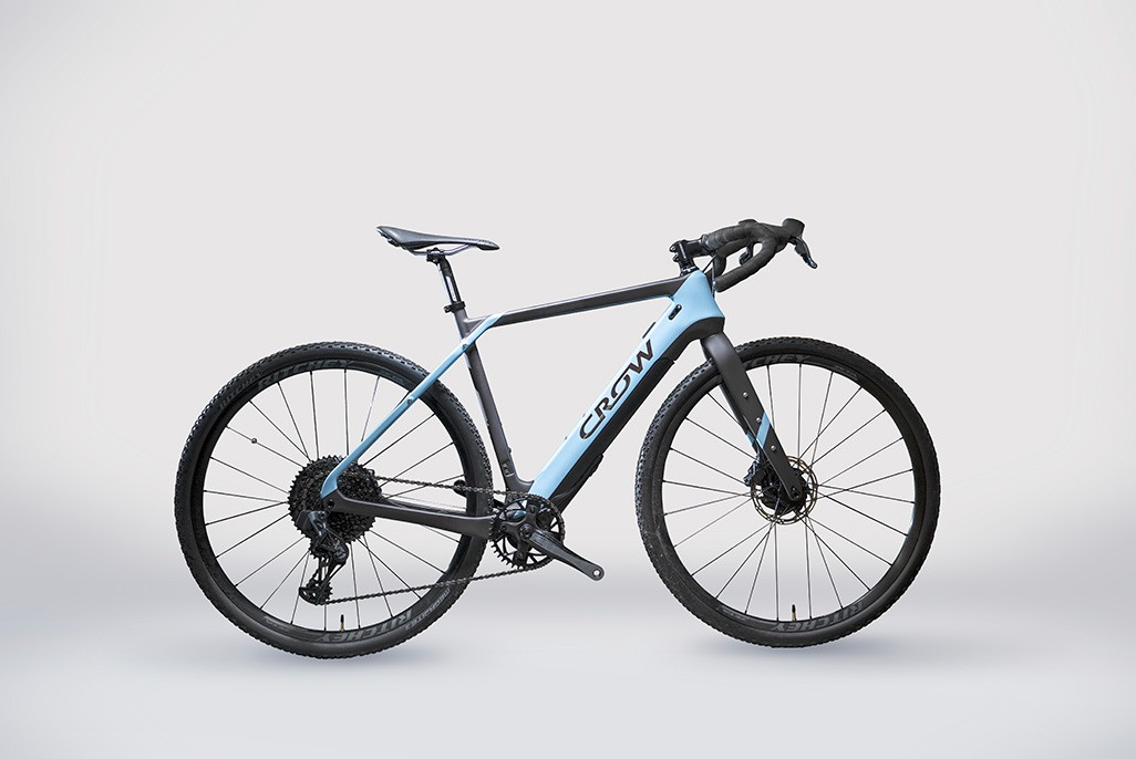 Crow Bicycles Introduces World's First Crowdfunded Ultralight eGravel Bike with Fully Removable Powerpacks for True Dual-Purpose Riding