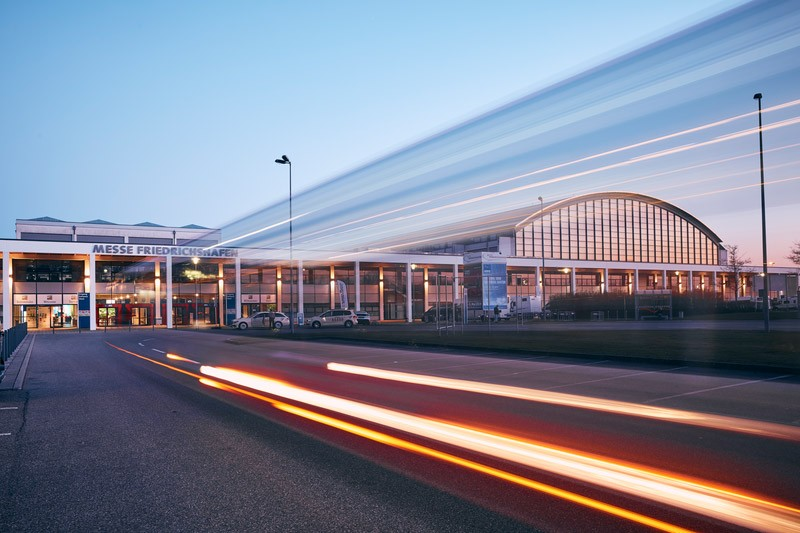 New partnership between trade show companies Messe Frankfurt and Messe Friedrichshafen focuses on innovative mobility