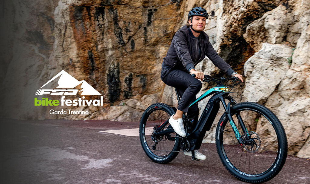 BIANCHI EXPERIENCE CENTER LANDS AT RIVA BIKE FESTIVAL 2021